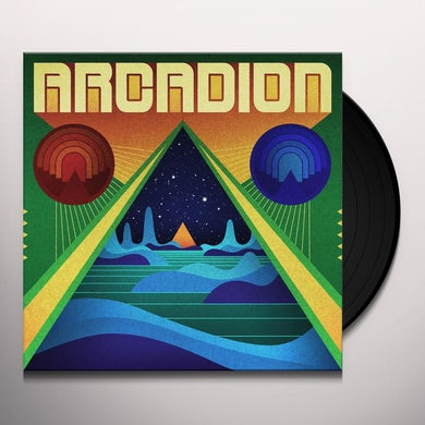 Arcadion GHOST FEEDER Vinyl Record