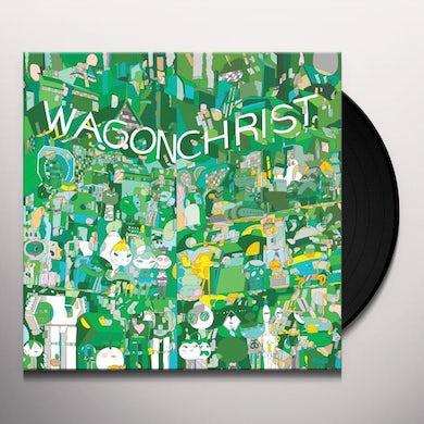 Wagon Christ TOOMORROW Vinyl Record