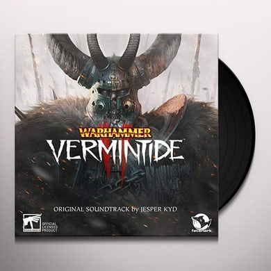 Jesper Kyd VERMINTIDE 2 / Original Soundtrack Vinyl Record