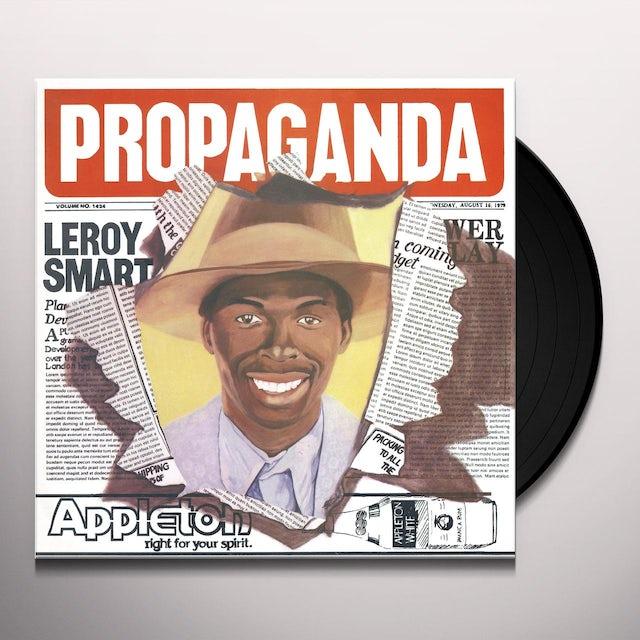 Leroy Smart PROPAGANDA Vinyl Record
