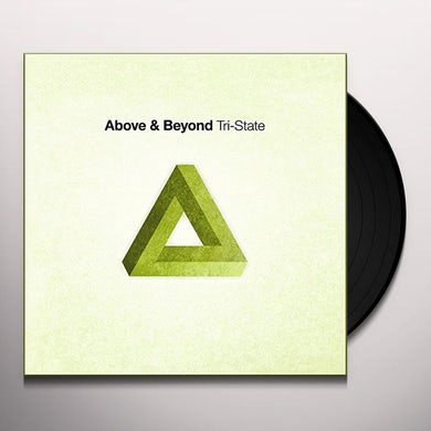 Above & Beyond TRI-STATE Vinyl Record