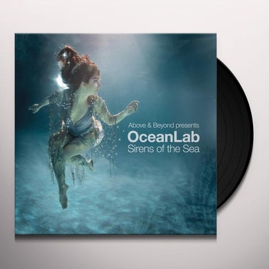 Above & Beyond SIRENS OF THE SEA Vinyl Record