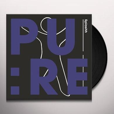 Splashh PURE BLUE Vinyl Record