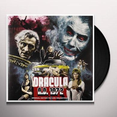 Mike Vickers DRACULA A.D. 1972 / Original Soundtrack Vinyl Record