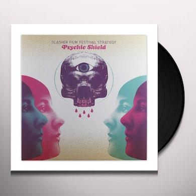 SLASHER FILM FESTIVAL STRATEGY    PSYCHIC SHIELD Vinyl Record