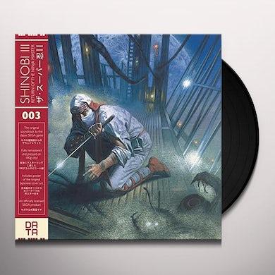 SHINOBI III / O.S.T. Vinyl Record