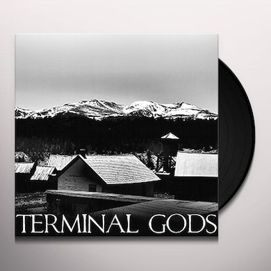 TERMINAL GODS BOUNDLESS B/W DRIVING HOME FOR CHRISTMAS Vinyl Record