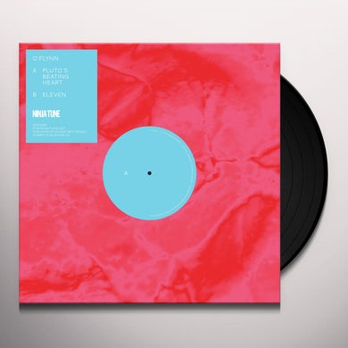 O'FLYNN PLUTO'S BEATING HEART / ELEVEN Vinyl Record