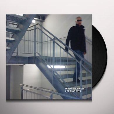 Pet Shop Boys MONKEY BUSINESS Vinyl Record
