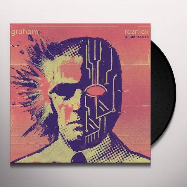 Graham Reznick ROBOPHASIA Vinyl Record