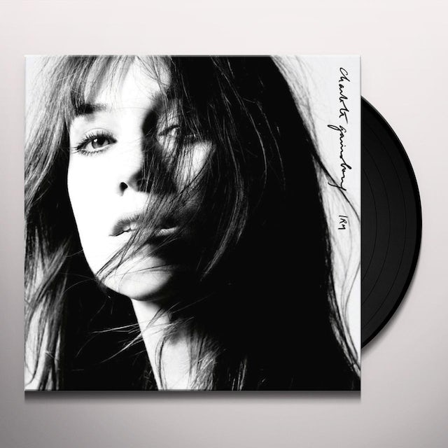 Charlotte Gainsbourg Irm Vinyl Record