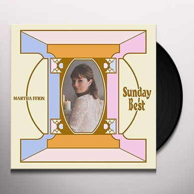Martha Ffion SUNDAY BEST Vinyl Record