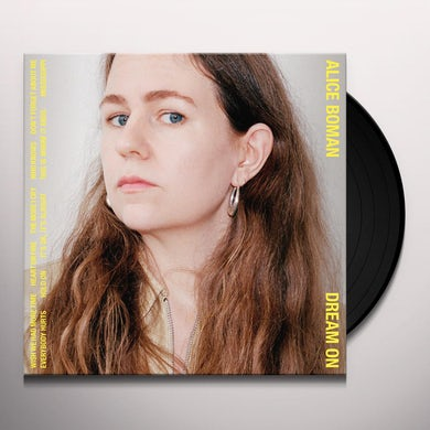 DREAM ON Vinyl Record