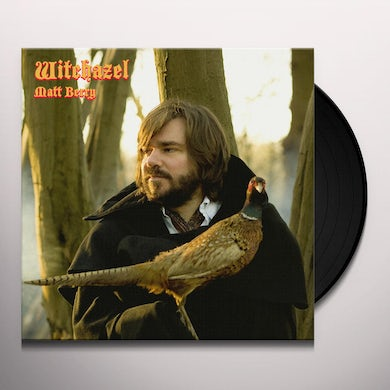 Matt Berry WITCHAZEL Vinyl Record