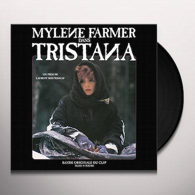 Mylène Farmer TRISTANA MAXI 45 TOURS Vinyl Record