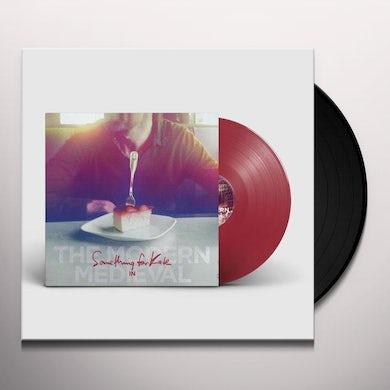 Something For Kate MODERN MEDIEVAL Vinyl Record