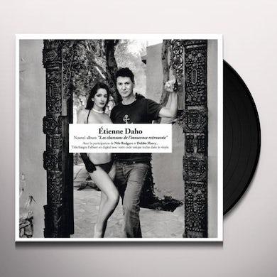 Etienne Daho LES CHANSONS DE L'INNOCENCE Vinyl Record