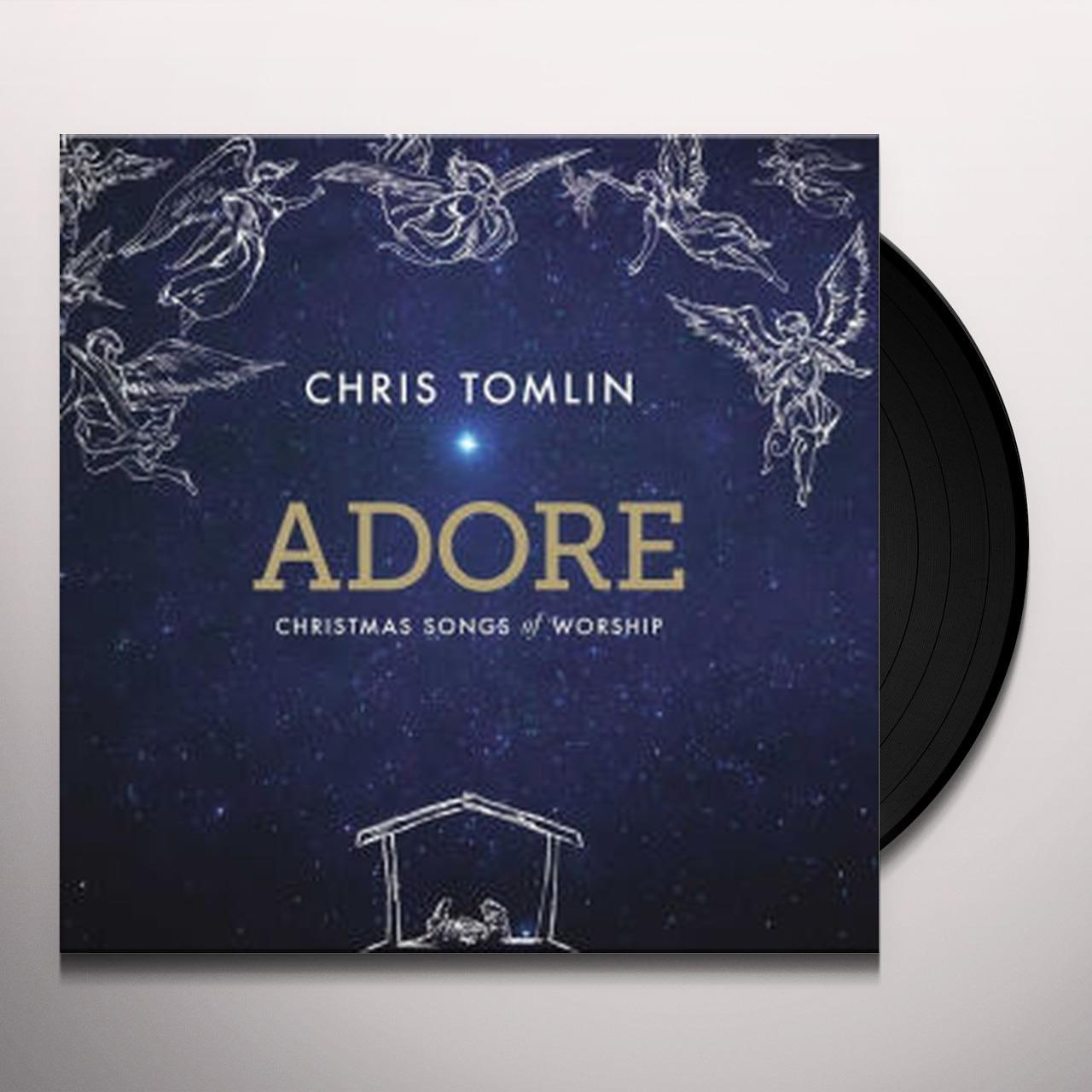 Chris Tomlin Christmas.Chris Tomlin Adore Christmas Songs Of Worship Vinyl Record