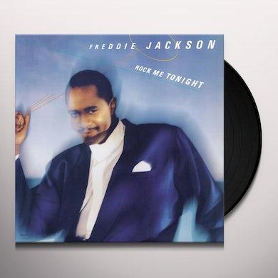 freddie jackson ROCK ME TONIGHT Vinyl Record
