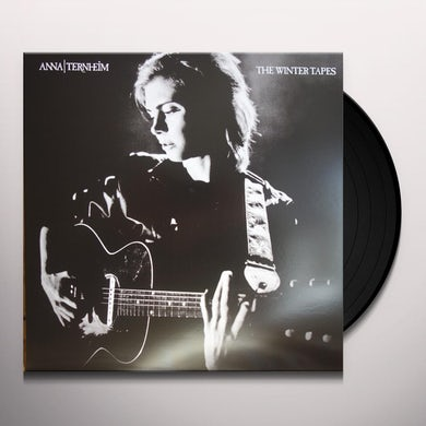 Anna Ternheim WINTER TAPES Vinyl Record