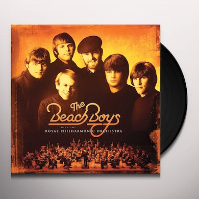 The Beach Boys With The Royal Philharmonic Orchestra (2 LP) Vinyl Record