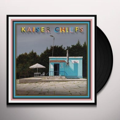 Kaiser Chiefs DUCK Vinyl Record