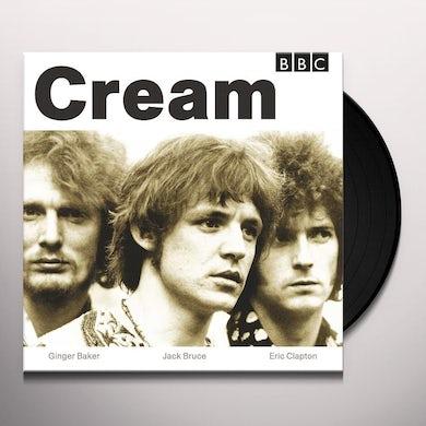 Cream BBC SESSIONS Vinyl Record