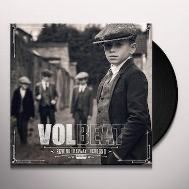 Volbeat REWIND REPLAY REBOUND Vinyl Record