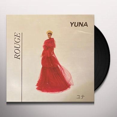 Yuna ROUGE Vinyl Record