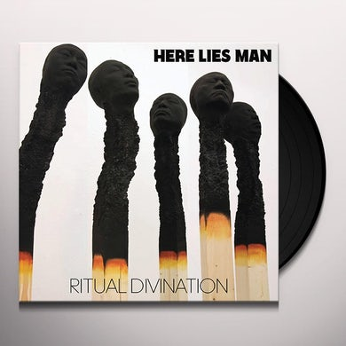 Ritual Divination Vinyl Record