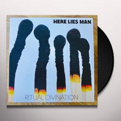 Here Lies Man Ritual Divination Vinyl Record