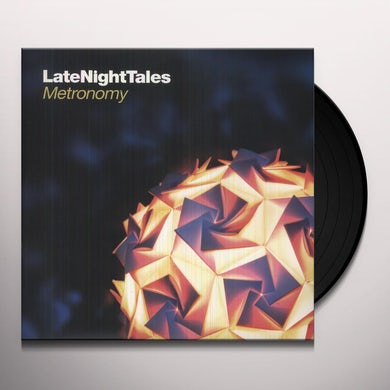 Metronomy LATE NIGHT TALES Vinyl Record