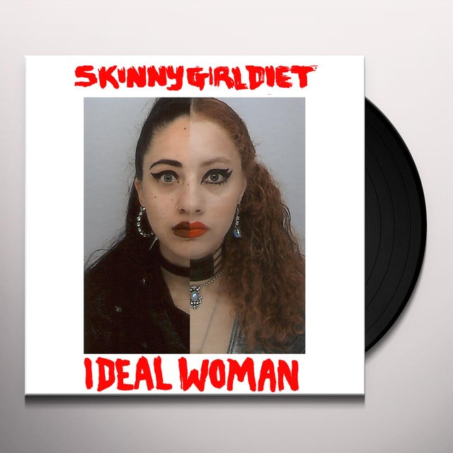 Skinny Girl Diet IDEAL WOMAN Vinyl Record