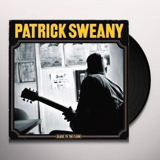 Patrick Sweany CLOSE TO THE FLOOR Vinyl Record