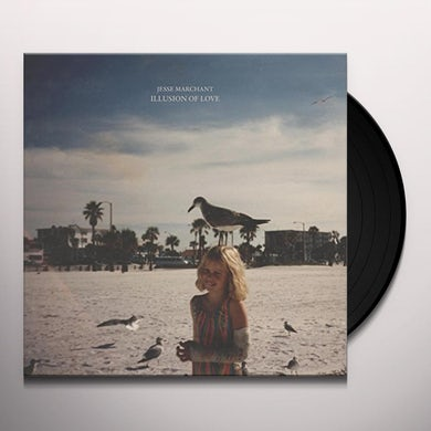 Jesse Marchant ILLUSION OF LOVE Vinyl Record