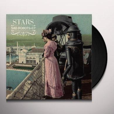 Stars SAD ROBOT Vinyl Record