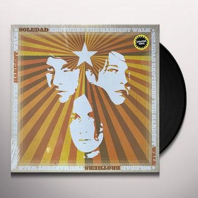 Soledad Brothers The Hardest Walk (Splatter Vinyl) Vinyl Record