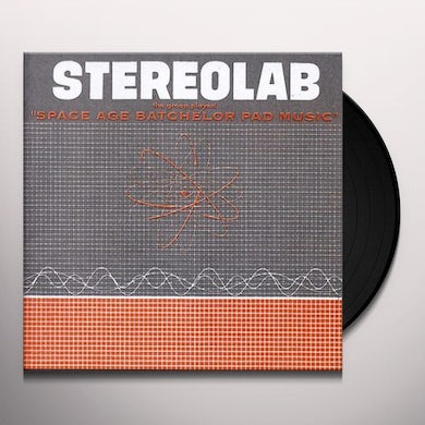 Stereolab GROOP PLAYED SPACE AGE BATCHELOR PAD MUSIC Vinyl Record