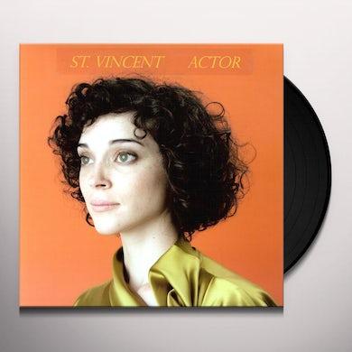 St. Vincent ACTOR Vinyl Record