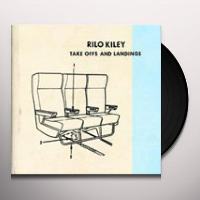 Rilo Kiley TAKE OFFS & LANDINGS Vinyl Record