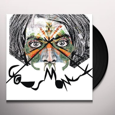 Gang Gang Dance GOD'S MONEY Vinyl Record