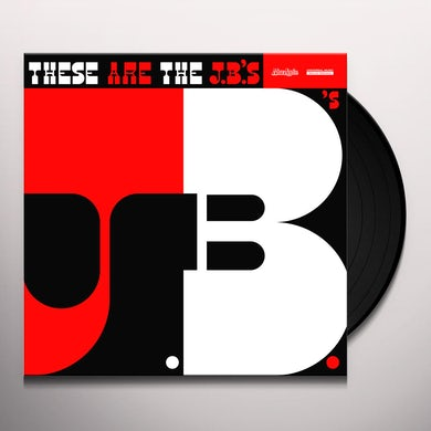 THESE ARE THE JBS Vinyl Record