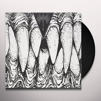 LEGION OF ANDROMEDA IRON SCORN Vinyl Record