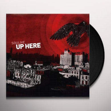 Soulive UP HERE Vinyl Record
