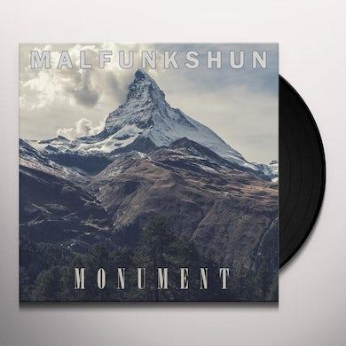 Malfunkshun MONUMENT Vinyl Record