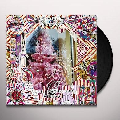 Kemialliset Ystavat ALAS RATTOISAA VIRTAA Vinyl Record