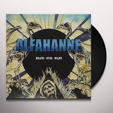 Alfahanne BLOD ELD ALFA Vinyl Record
