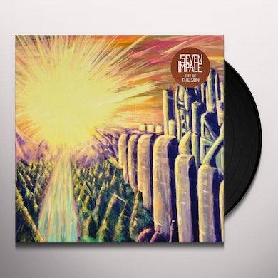 SEVEN IMPALE CITY OF THE SUN Vinyl Record