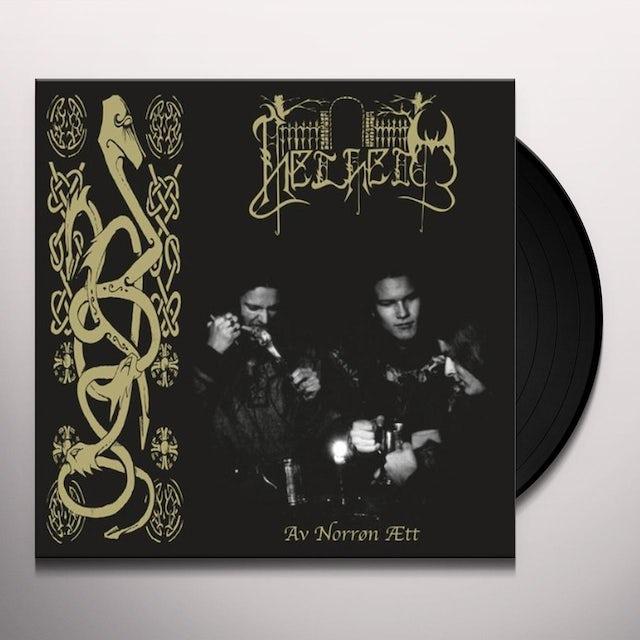 Helheim AV NORRON AETT Vinyl Record - UK Release