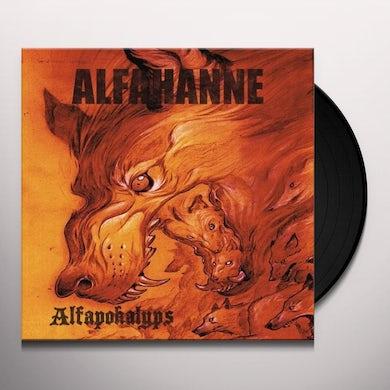 Alfahanne ALFAPOKALYPS Vinyl Record